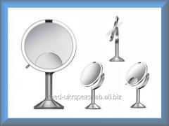 Зеркало сенсорное круглое 20 см Trio на