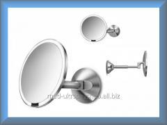 Зеркало сенсорное круглое настенное 20 см ST3003