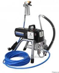 High pressure piston painting unit DP-X25M