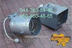 Тепловентилятор электрический на 220 В