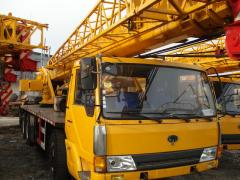 LT 1025 truck crane (LIEBHERR TECHNOLOGY)