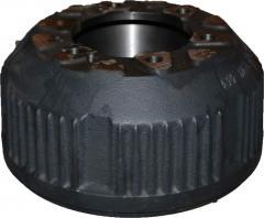 Brake drum of the TAT, ETALON I-VAN