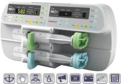 Equipment for resuscitation and intensive therapy