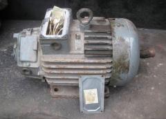 Электродвигатель крановий MTF 312 (15 квт. – 1000