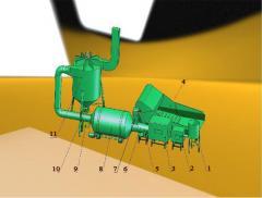 """Line of drying """"AVM-065"""","""