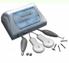The device MEATH-11 for cosmetology combined