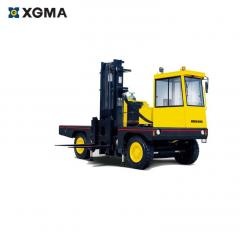 Fork loader with side loading of XG530S