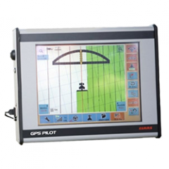 System of parallel driving CLAAS GPS Copilot S 3