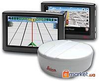GPS navigation of Leica MojoMINI