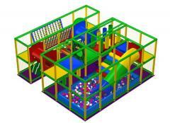 Children's labyrinth 5kh5kh3m