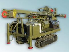 Буровая установка КЗБТ-Б1