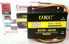 Преобразователь авто (инвертор) DC/DC 24v -...