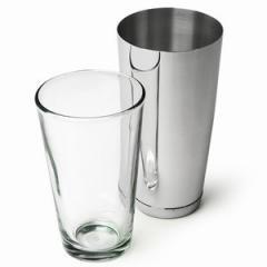 "Шейкер 400 мл ""Бостон"" со стаканом,  Германия"
