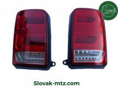 Фонарь светодиодный красные LED ВАЗ 21213, 21214