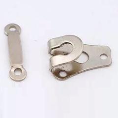 Крючок брючный - Никель (СТРОНГ-0106)