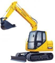 Caterpillar XG808 excavator (7.8 t)