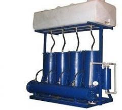 Vacuum filtration unit