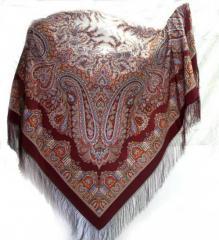 Pavloposadskiye's scarfs