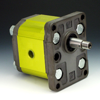 Hydraulic pumps gear ViVoil of all standard sizes