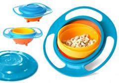 Детская тарелка непроливайка неваляшка Universal