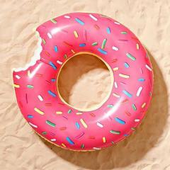 """Круг плавательный надувной """"Пончик"""" 120см, ..."""