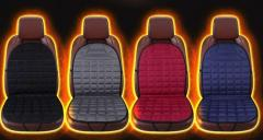 Накидка на сиденье с подогревом для автомобиля от