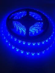Светодиодная лента LED 3528 Blue 60 диодов...