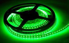 Светодиодная лента зеленого цвета LED 3528...