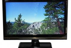 Телевизор LED backlight tv L17 15.6