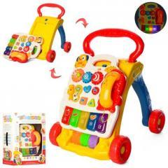 Ходунки для ребенка SY81 34-58 см, музыка, звук