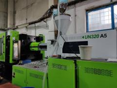 Термопластавтомат Yizumi, новая серия А5, модель UN320А5