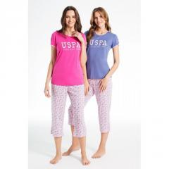 Домашняя одежда U.S. Polo Assn - Футболка и бриджи