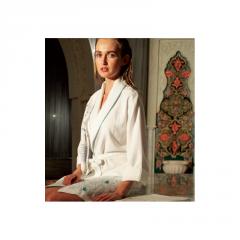 Домашняя одежда Buldans - Халат Mara бирюзовый