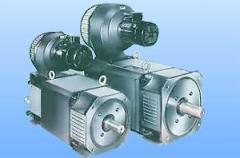 Электродвигатели постоянного тока производства