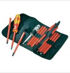 Set of Wera VDE 05003484001 screw-drivers with