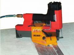 Скобозабивной пневматический инструмент Haubold Inliner PN 755 XI