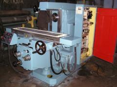Machine horizontally milling 6P82