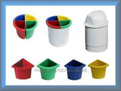 Разделитель урны для мусора ACQUALBA A54608 Mar