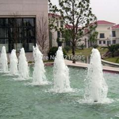 Форсунки для фонтана Пена гейзер пружинный 2 6 мм
