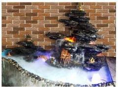 Генератор тумана Насос для фонтана ультразвуковой