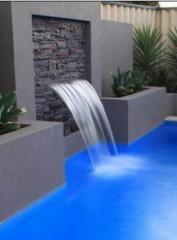 Освещение 300 ламп 5 м фонтана, бассейна, водоема