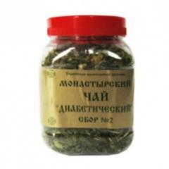 Монастырский чай «Диабетический сбор №2»...