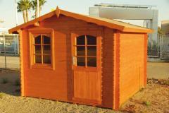 Garden lodge 3х3 meters
