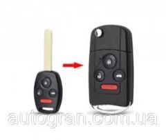 Car key blanks