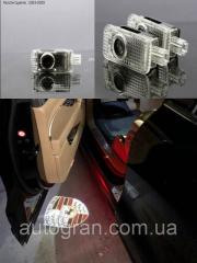 Подсветка двери Porsche Cayenne 2003-2009