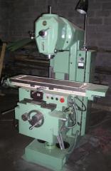 Machine vertically milling 6T10