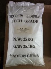 Fosfato trisódico, fosfato de sodio,