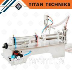 Дозатор 100-1000 мл пневматический аппарат разлива