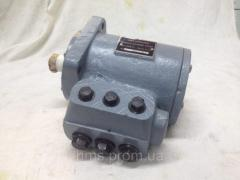 油圧のマニュアルポンプ
