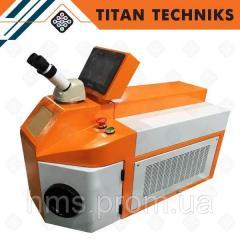 120 Вт лазерный сварочный аппарат для ювелирных